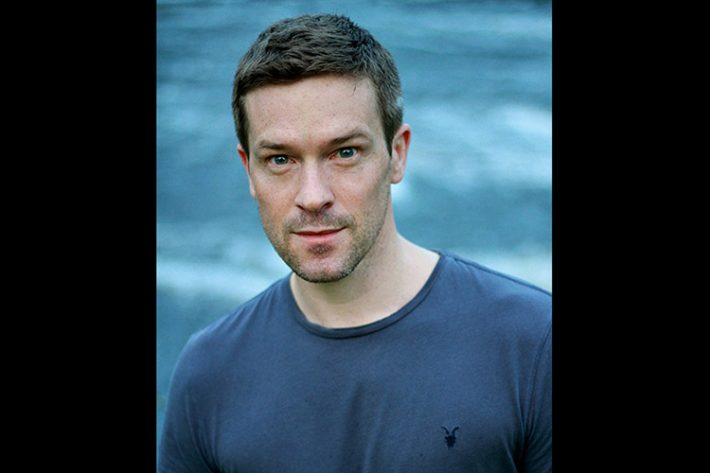 Duck66 Films are delighted to announce that the role of Dredvoka in Once Bitten... will be played by Garth Maunders.