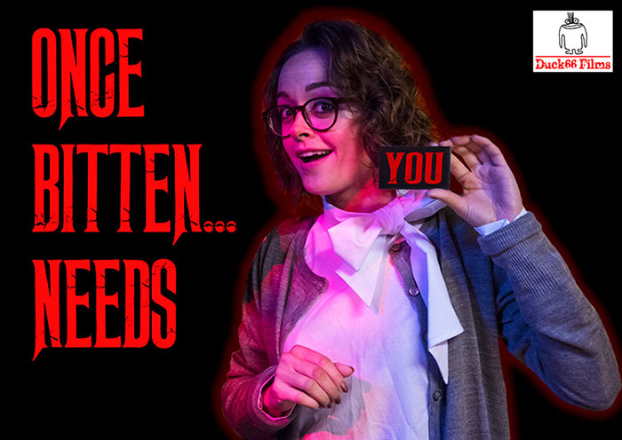 Once Bitten... needs you! image with Lauren Ashley Carter as Martha Swales