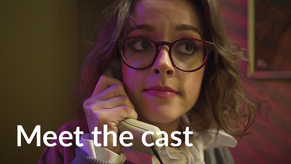 Click here to find out more about the fabulous cast of Once Bitten...