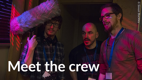 Click here to find out more about the awesome crew of Once Bitten...