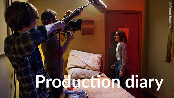Click here to read our production diary!