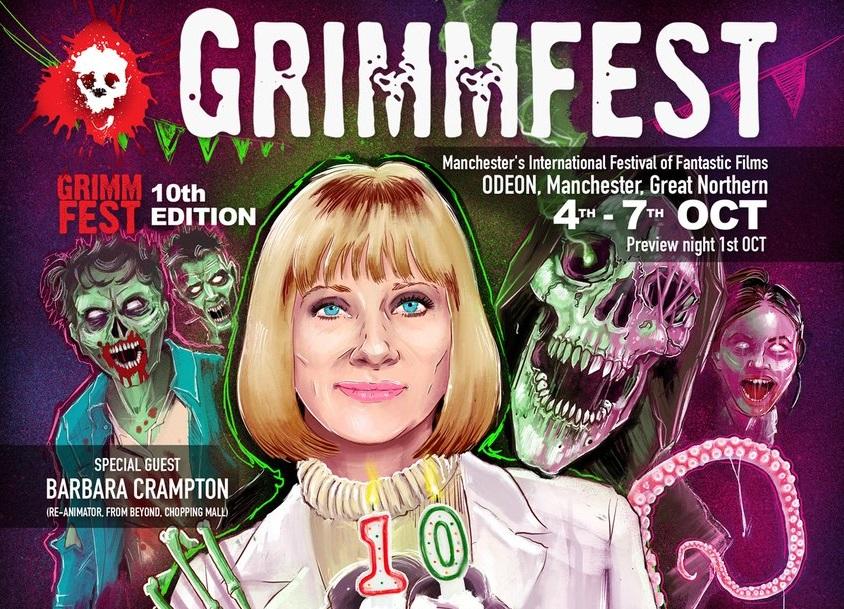 Grimmfest 2018 poster