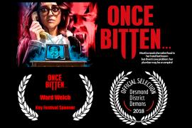 Desmond District Demons Horror Film Festival Key Festival Sponsor - Ward Welch