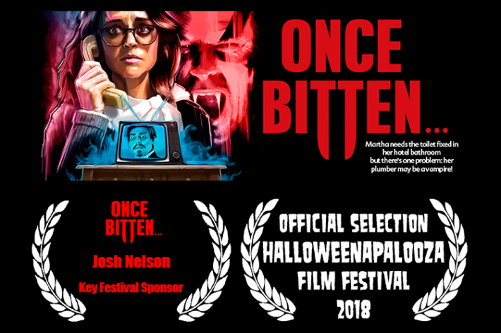 Halloweenapalooza Key Festival Sponsor: Josh Nelson