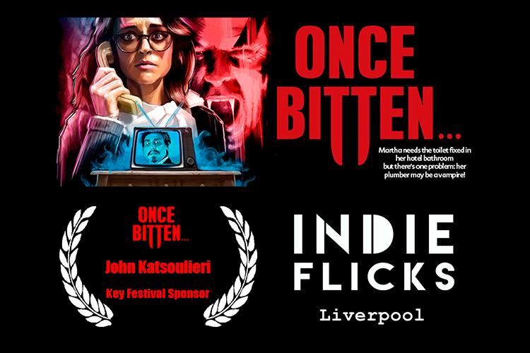 IndieFlicks Ket Festival Supporter John Katsoulieri