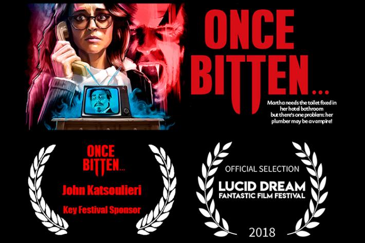 Lucid Dream Fantastic Film Festival - Key Festival Sponsor: John Katsoulieri