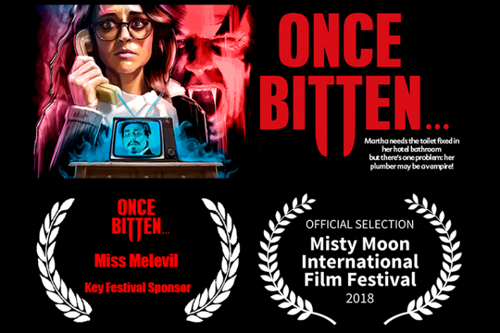 Misty Moon International Film Festival Key Festival Sponsor - Miss Melevil