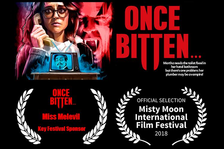 Misty Moon International Film Festival Key Festival Sponsor - Miss Melevil
