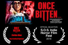 S.O.S. Indie Horror Film Fest Key Festival Sponsor - Carlos Diaz