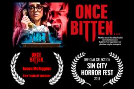 Sin City Horror Fest Key Festival Sponsor - Jason McFiggins