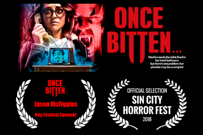 Sin City Horror Fest Key Festival Sponsor - Jason McFiggins