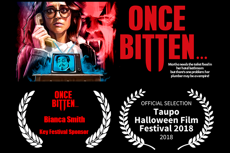 Taupō Halloween Film Festival - Key Festival Sponsor: Bianca Smith