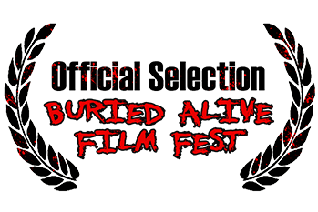 Buried Alive Film Festival 2018 laurels