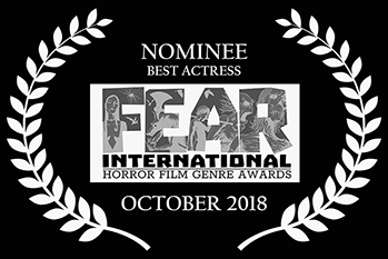 FEAR Best Actress Nomination 2018
