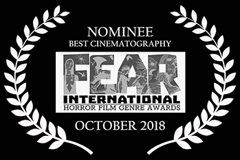 FEAR Best Cinematography 2018