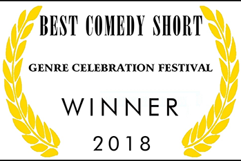 Genre Celebration Festival Winner 2018 laurels