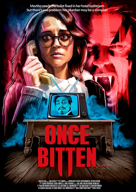 One Bitten... poster