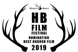 HB Film Festival Best Horror Nomination