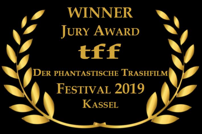 Jury Award Winner DER PHANTASTISCHE TRASHFILM