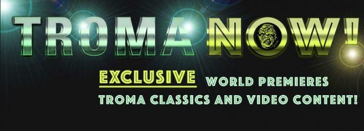 Troma Now logo
